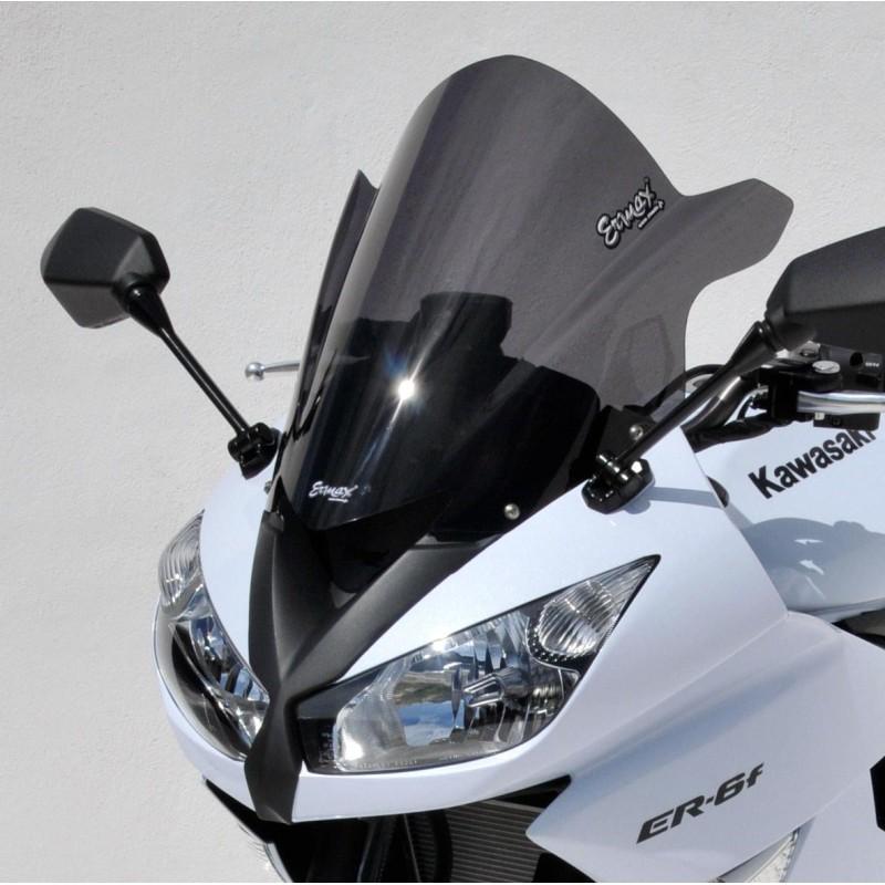 Bulle Aeromax Ermax 41cm - Kawasaki ER-6F 2009-2011