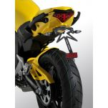 Support de plaque réglable Ermax pour Kawasaki ER-6N / ER-6F 2012-2016 / Ninja 650R