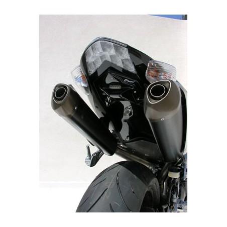 Support de plaque Ermax - Kawasaki ZX-10R Ninja 2006-2007