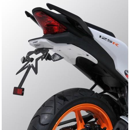 Cache support de plaque Ermax pour Honda CBR125R 2011-2016