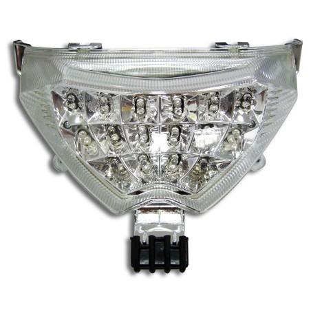 Feu à LED blanc Ermax -Suzuki GSF650 05-08 / GSF1250 06-09 / GSF1250S 10-15
