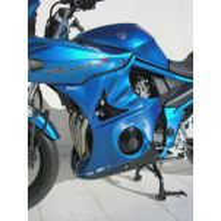 Flancs de carénage Ermax pour Suzuki GSF Bandit 650/1200 2005-2006 (la paire)