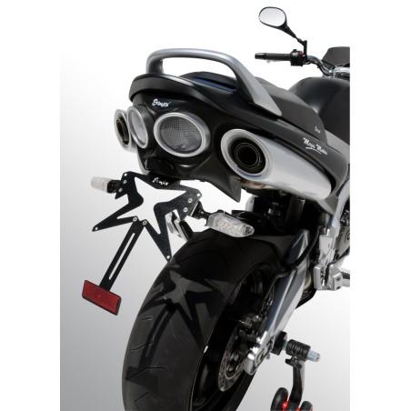 Support de plaque Ermax - Suzuki GSR600 2006-2011