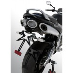 Support de plaque Ermax - Suzuki GSR600 2006-2011