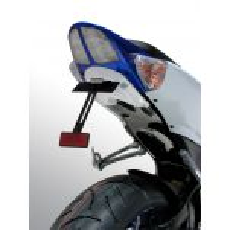 Support de plaque Ermax - Suzuki GSX-R600 / GSX-R750 2006-2007