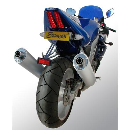 Passage de roue Ermax Suzuki SV650 / SV1000 S/N 2003-2016