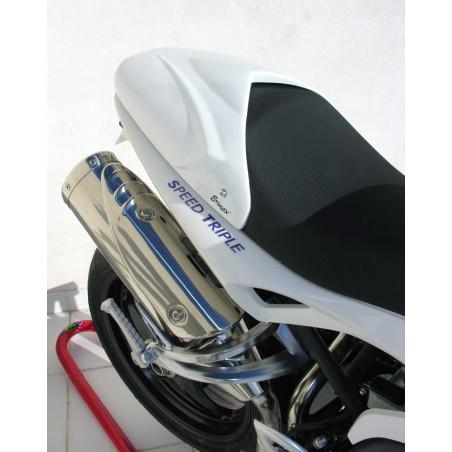 Dosseret capot de selle Ermax pour Triumph 1050 Speed Triple 2005-2007