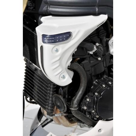 Écopes de radiateur Ermax pour Triumph 1050 Speed Triple 2005-2007