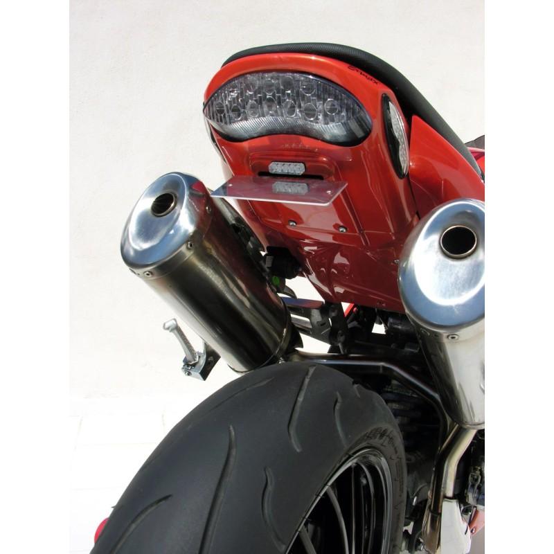 Passage de roue Ermax Triumph 1050 Speed Triple 2008-2010