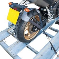 Sangle de fixation pour roue moto