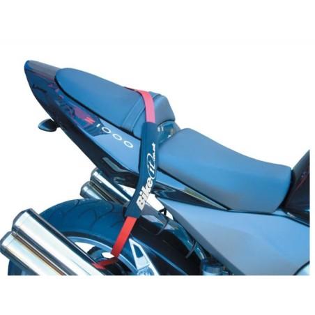 2 protèges carénage pour sangles de transport moto