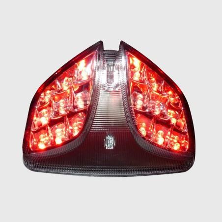 Feu à LED blanc Ermax avec clignotants pour Suzuki SV650N 2016