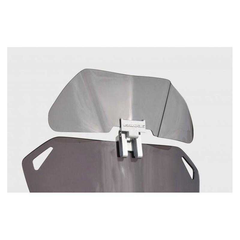 CLIP AND FLIP déflecteur universel Ermax avec kit de fixation