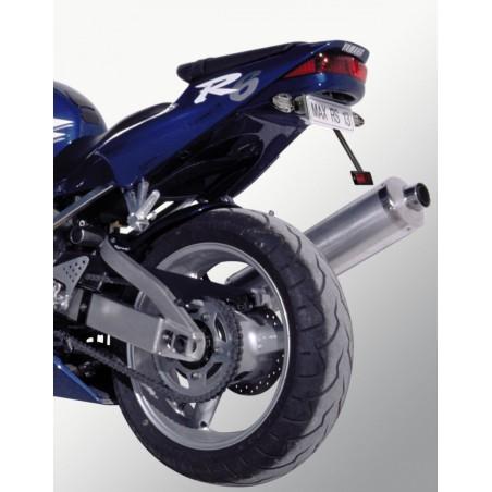 Passage de roue Ermax - Yamaha YZF-R6 1999-2000 avec trous pour les feux