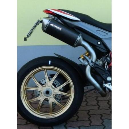 Silencieux Force SPARK pour Ducati HYPERMOTARD / HYPERSTRADA 821 2013-2015