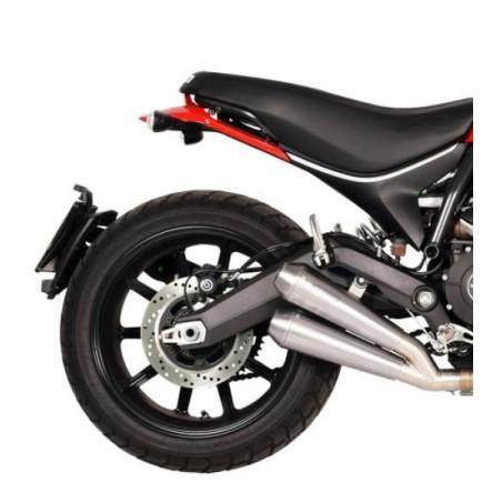Silencieux Classic SPARK pour Ducati 803 Scrambler 2015 et +