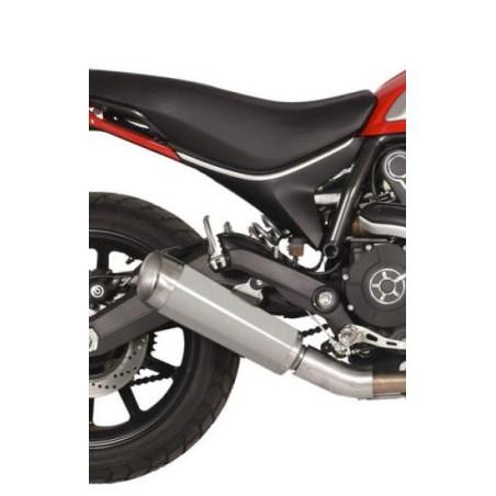 Silencieux Evo V Slip-On SPARK pour Ducati 803 Scrambler 2015 et +