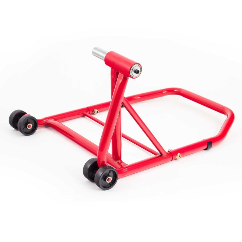 b quille de stand arri re pour moto avec mono bras biketek swing arms tech2roo. Black Bedroom Furniture Sets. Home Design Ideas
