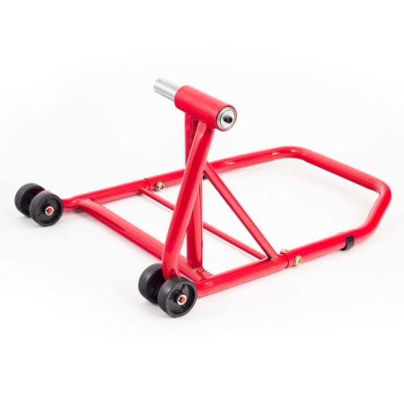 Béquille de stand arrière pour moto avec mono bras - BikeTek Swing Arms