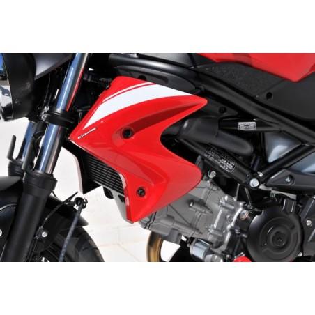 Écopes de radiateur Ermax pour Suzuki SV650N 2016