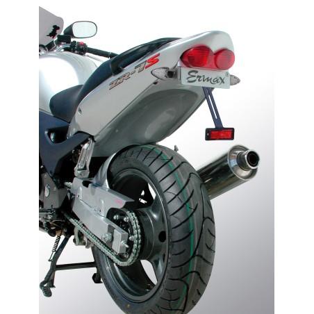 Passage de roue Ermax - Kawasaki ZR-7 S/N 99-03 sans trous et sans coffre