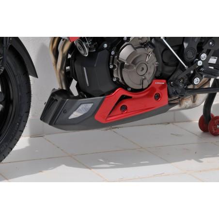 Sabot moteur Ermax en 3 parties pour Yamaha MT07 Tracer 2016 et +