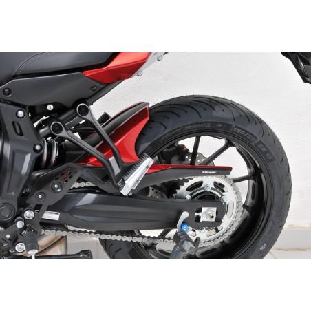 Garde-boue arrière et pare chaîne Ermax - Yamaha MT07 Tracer 2016 et +