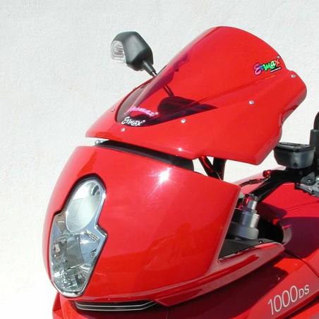 Bulle Aeromax 27cm Ermax - Ducati 620 / 1000 / 1100 DS Multistrada 2004-2009