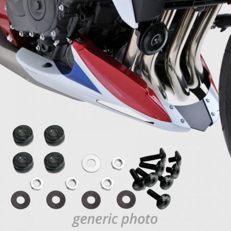 Kit de fixation seul pour sabot moteur Ermax - Honda CB1000R