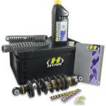 Kit Streetbox Hyperpro pour BMW R1200GS Adventure 2006-2013