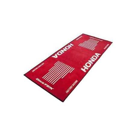 Tapis Moto HONDA pour garage, atelier, paddock ou showroom