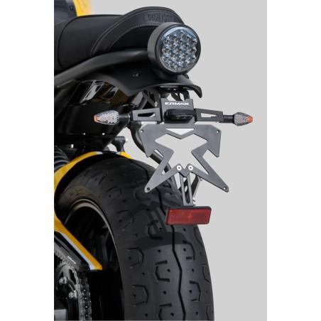 Support de plaque Ermax pour Yamaha XSR 700 2016 et +