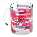 Mug transparent Moto GP