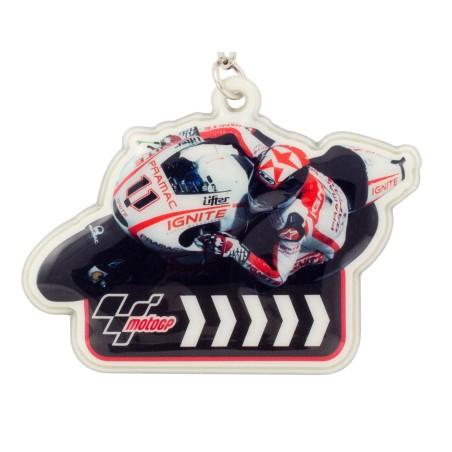 Porte-clés Moto GP Spies 11