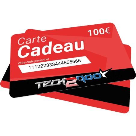 Carte Cadeau Tech2Roo 100€