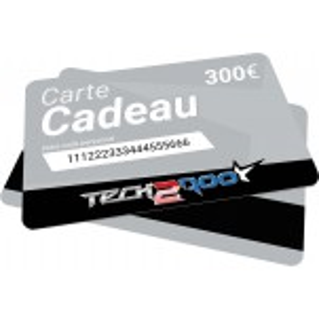 Carte Cadeau Tech2Roo 300€
