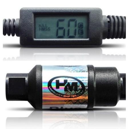 Quick Shifter HM PLUS SS pour Kawasaki Z750 / Z750R 2005-2012