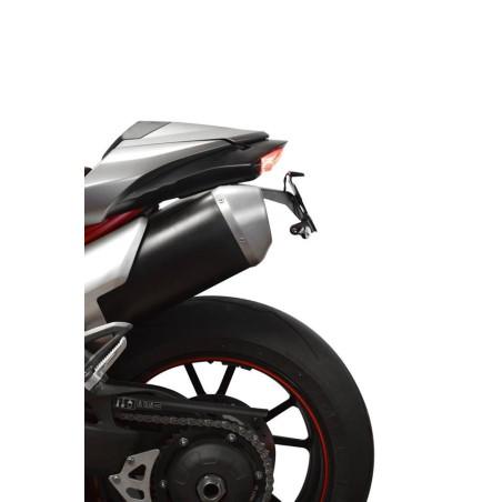 Support de plaque Top Block - Triumph Speed Triple 1050 2016 et +