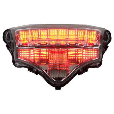 Feu à LEDS + clignotants - Yamaha FZ6 N/S 2003-2009