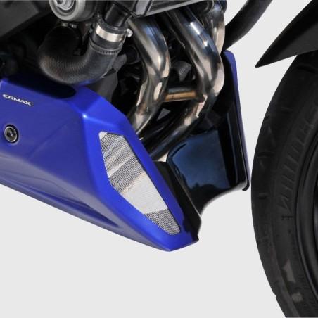 Kit de fixation seul - partie centrale pour sabot moteur Ermax - Yamaha MT09 et Tracer 900