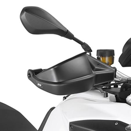 Kit protège-mains Noir GIVI pour BMW F700GS 2013-2016 et F800GS 2013-2014