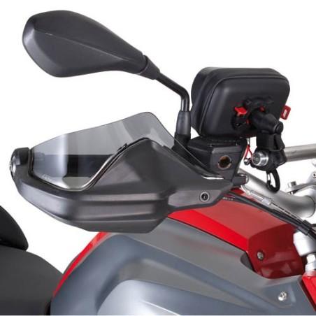Extension de protège-mains GIVI pour BMW R1200 GS 13-17, R1200GS Adventure 14-17
