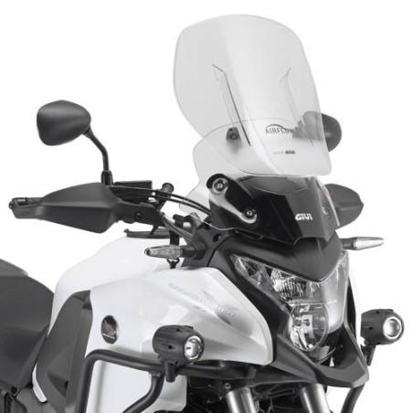 Airflow GIVI extension de pare-brise bulle pour Honda VFR1200X Crosstourer 2012-2014