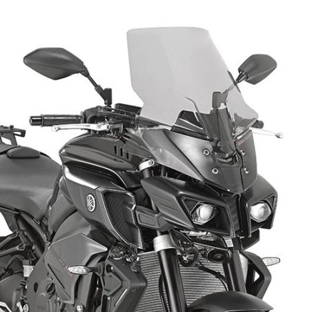 Bulle GIVI haute fumée pour Yamaha MT10 2016 et +