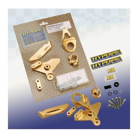 Kit de fixation SEUL pour amortisseur de direction Hyperpro - Suzuki GSXR 1000 2009-2014