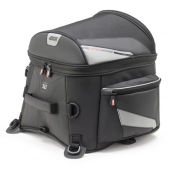 sac de selle universel adapt aux motos touring xs316 givi 35 litres ligne xstream tech2roo. Black Bedroom Furniture Sets. Home Design Ideas