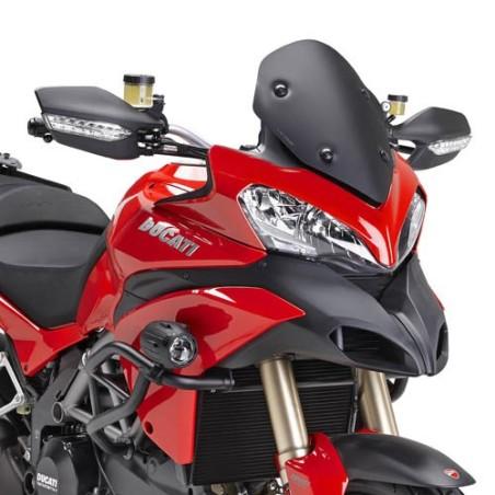 Bulle pare-brise GIVI noir mat pour Ducati Multistrada 1200 2013-2014