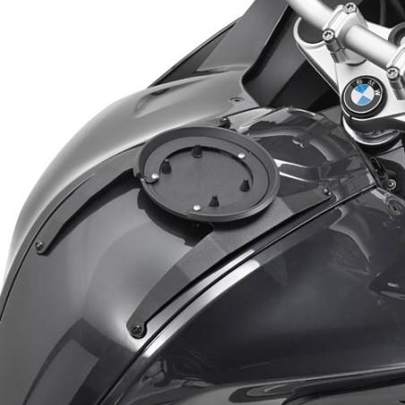 Bride Givi TANKLOCK BF16 sacoche réservoir pour BMW F800GT 2013 et + et F800R 2009 et +