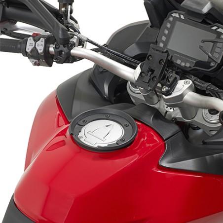 Bride Givi TANKLOCK BF11 sacoche réservoir pour BMW, Ducati, KTM