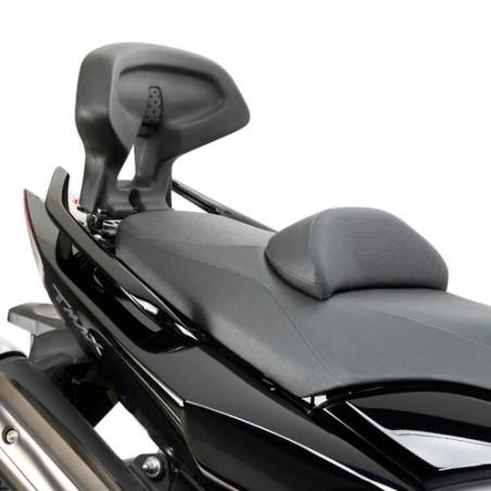 Dosseret pour passager TB2111 GIVI Yamaha X-Max 125 et 250 2014 / X-Max 400 2013-2014